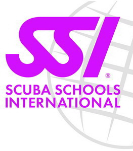 PADI & SSI Tauchkurse - Logo SSI Tauchschule