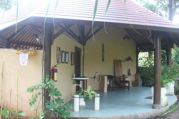 SPA de l'hôtel Uyah Amed & Spa Resort